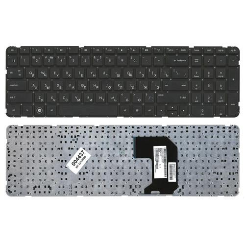 Клавиатура для ноутбука HP G7-2000 черная