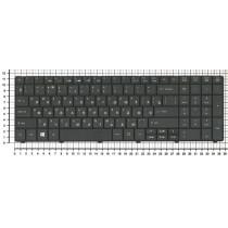 Клавиатура для ноутбука Acer Aspire E1-571 черная
