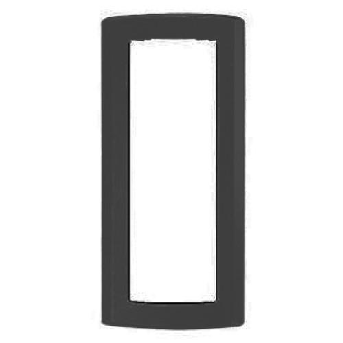 Врезная монтажная коробка вызывной панели домофона Kocom KC-MC20 (черный)