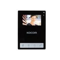 Видеодомофон Kocom KCV-434SD черный