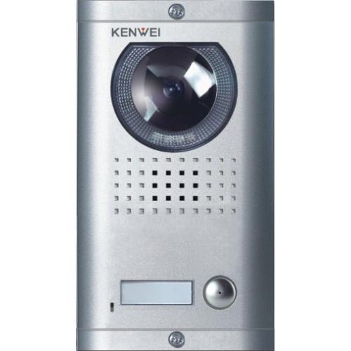 Вызывная панель домофона Kenwei KW-1380N накладная панель IP домофона