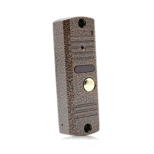Вызывная панель домофона J2000-DF-АДМИРАЛ (медь)