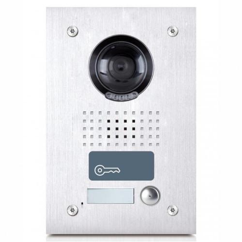 Вызывная панель домофона Kenwei KW-1370EMC-1B-600TVL