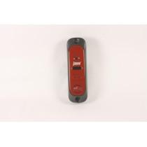 Вызывная панель домофона J2000-DF-Алина (красный)