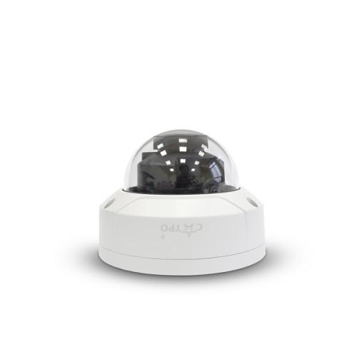 Купольная IP Камера видеонаблюдения САТРО-VC-NDV30VF (2,8-12)