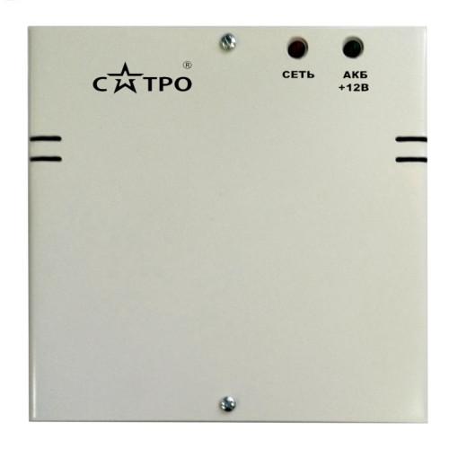 Бесперебойный блок питания для систем видеонаблюдения Сатро-1220Р