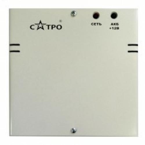 Бесперебойный блок питания для систем видеонаблюдения Сатро-1250Р