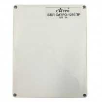 Бесперебойный блок питания для систем видеонаблюдения Сатро-1250ПР