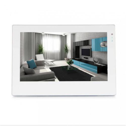 Видеодомофон J2000-DF-ВИОЛЕТТА AHD 2.0 Touch W (белый)