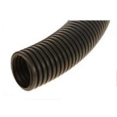 Гофрированная труба ПНД D=16 черная