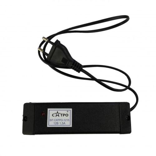 Блок питания для систем видеонаблюдения Сатро-1215