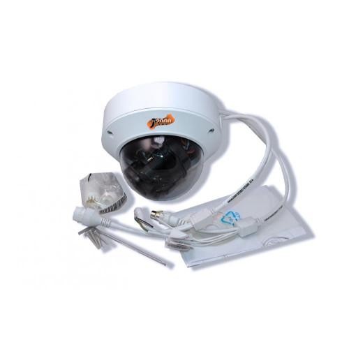 Купольная IP Камера видеонаблюдения J2001IP2Dm(2.8 -12)K