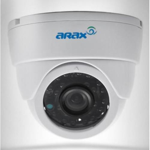Купольная AHD Камера видеонаблюдения Arax RXW-S4-Bir