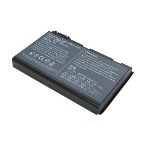 Аккумулятор для Acer Extensa 5200 5600 TM 5300 5700 14.4V 4400mAh REPLACEMENT черная