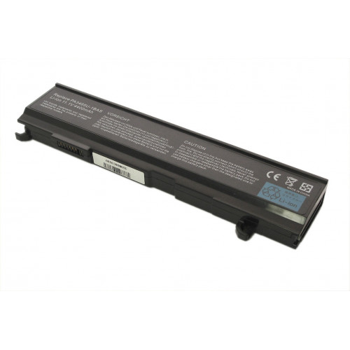 Аккумулятор для Toshiba M70 M75 A100 (PA3465U-1BAS) 4400-5200mAh REPLACEMENT черная
