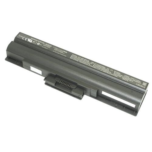 Аккумулятор для Sony Vaio VGN-AW, CS FW (VGP-BPS13) 4400mah черная