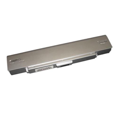 Аккумулятор для Sony Vaio VGN-CR (VGP-BPS9) 5200mAh REPLACEMENT серебристая