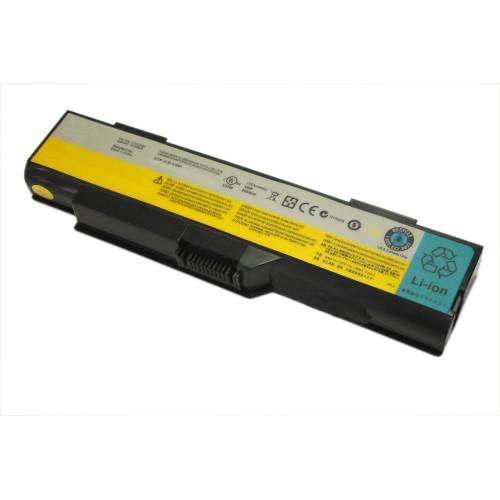 Аккумулятор для Lenovo 3000, G400 (ASM BAHL00L6S) 5200mAh REPLACEMENT черная