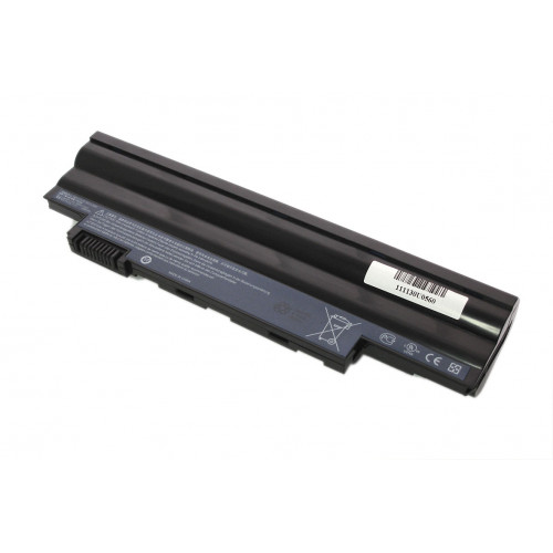 Аккумулятор для Acer Aspire One D255 D260 eMachines 355 350 5200mAh REPLACEMENT черная