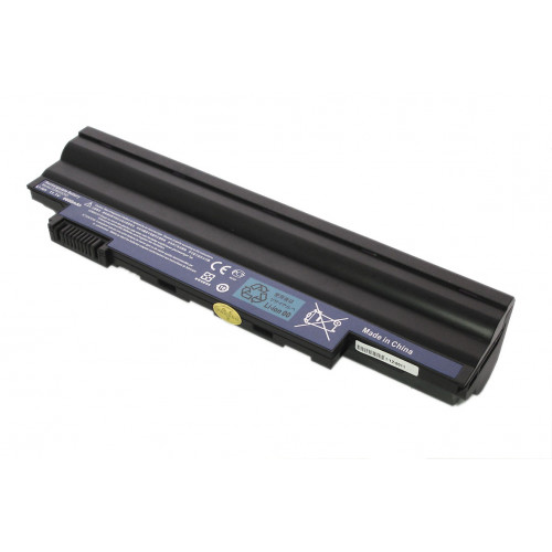 Аккумулятор для Acer Aspire One D255 D260 eMachines 355 350 7800mAh REPLACEMENT черная