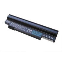 Аккумулятор для Acer Aspire one 532h 533h eMachines350 6600mah REPLACEMENT черная