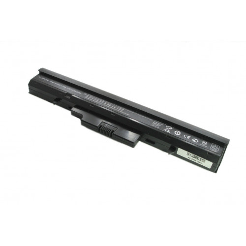 Аккумулятор для HP Compaq 510, 530 (HSTNN-C29C) 2600mAh REPLACEMENT черная
