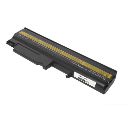 Аккумулятор для Lenovo Thinkpad T40 R50 (92P1089) 5200mAh REPLACEMENT черная