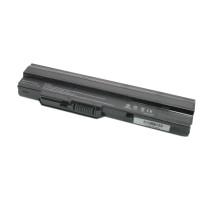 Аккумулятор для MSI Wind U100, RoverBook Neo U100WN U135 5200mAh REPLACEMENT черная