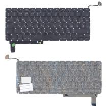 Клавиатура для ноутбука MacBook A1286 с SD большой ENTER
