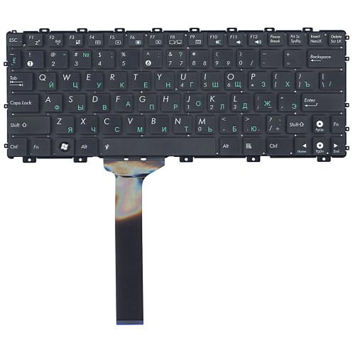 Клавиатура для ноутбука Asus Eee PC 1015 X101 черная