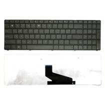 Клавиатура для ноутбука Asus X53U черная