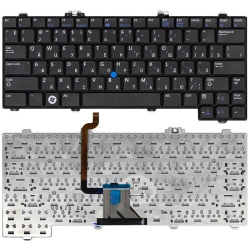 Клавиатура для ноутбука Dell Latitude XT2 XT черная