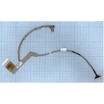 Шлейф матрицы для ноутбука HP ProBook 4520S 4525S (с камерой)