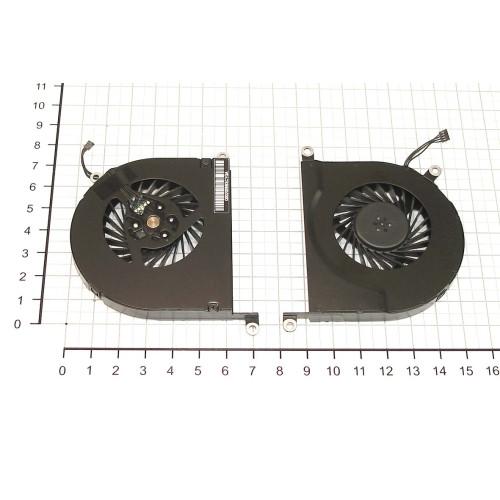 "Вентилятор (кулер) для ноутбука Apple Macbook Pro 17"" A1297 series левый"