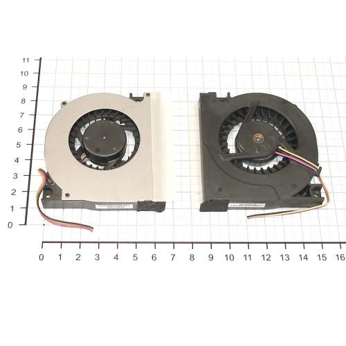 Вентилятор (кулер) для ноутбука Asus A7 A9 F5 F50 X50 X53 X61 3-pin