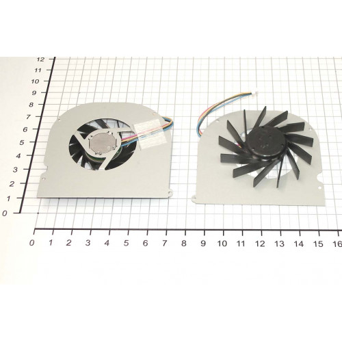 Вентилятор (кулер) для ноутбука Asus F80 F81 F83 X82 X85 X88