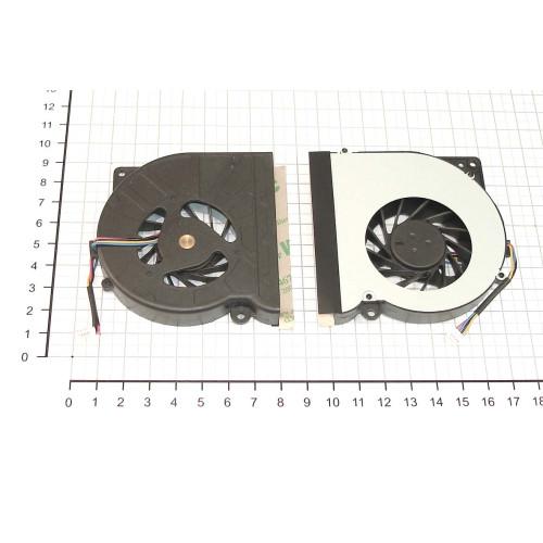 Вентилятор (кулер) для ноутбука Asus A52 K52 K72 N61 N71 X52
