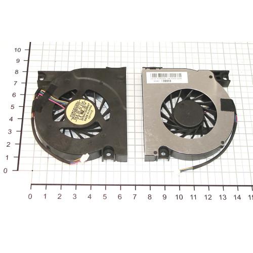 Вентилятор (кулер) для ноутбука Asus A9T A94 F5 X50 4-pin