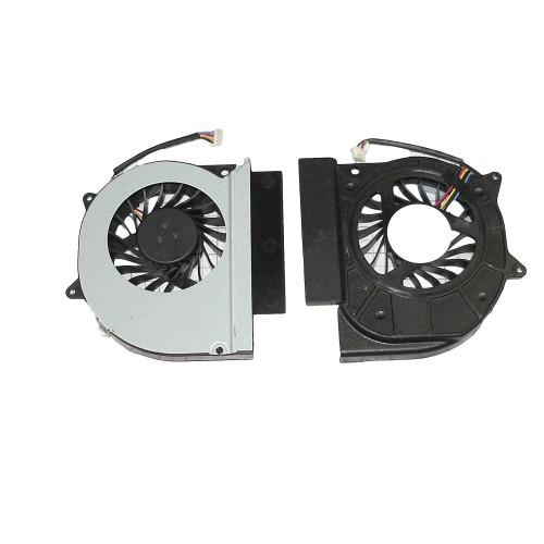 Вентилятор (кулер) для ноутбука Dell E5420 E6220 E6320 E6420 E6430 (Встроенное видео)