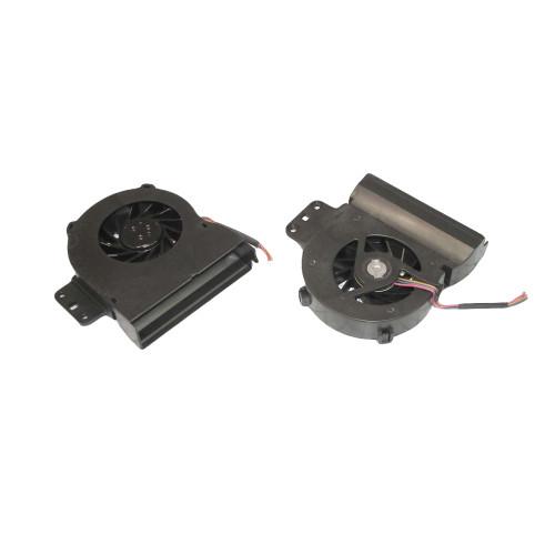 Вентилятор (кулер) для ноутбука Dell Inspiron 1200 2200