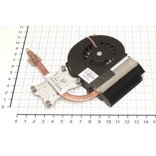 Система охлаждения для ноутбука HP Compaq CQ43 для Intel Celeron processor (встроенная видеокарта)