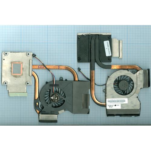 Система охлаждения для ноутбука HP DV6-6000 DV7-6000 AMD