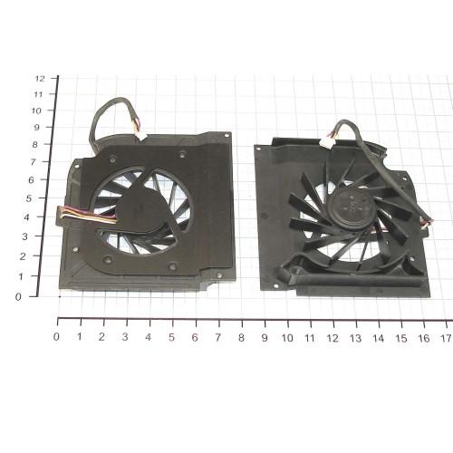 Вентилятор (кулер) для ноутбука HP Pavilion DV9000 DV9600 CPU