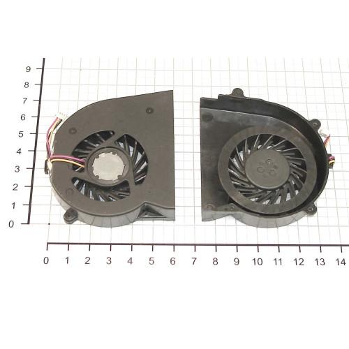 Вентилятор (кулер) для ноутбука Sony Vaio VGN-SR VPC-CW VGN-SR13 VGN-SR16