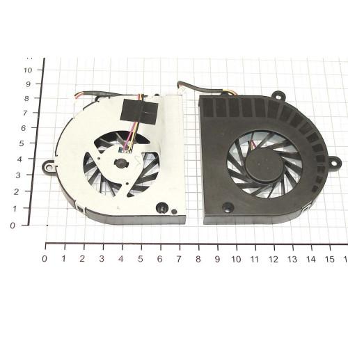 Вентилятор (кулер) для ноутбука Toshiba Satellite C660 C665 C655 C650 A660 A665 A660D A665D