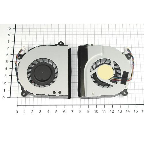 Вентилятор (кулер) для ноутбука Toshiba Satellite L656 M500 M900 U500
