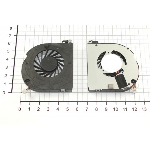Вентилятор (кулер) для ноутбука Toshiba Satellite T215 T230 T235