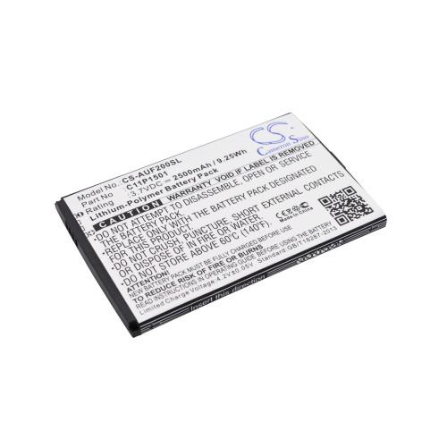 Аккумулятор CS-AUF200SL C11P1501 для ASUS ZenFone 2 Laser 3.7V / 2500mAh / 9.25Wh