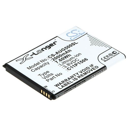 Аккумулятор CS-AUG500SL C11P1506 для ASUS ZenFone Go (ZC500TG)  3.8V / 2000mAh / 7.60Wh