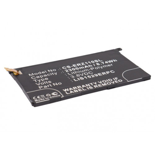 Аккумулятор CS-ERZ110SL LIS1529ERPC для Sony Xperia Z1 Compact D5503 3.8V / 2300mAh / 8.74Wh